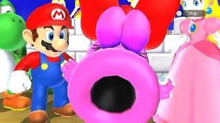 Mario Party 9 Solo Mode ◆Birdo Toad Road Part 1 #377
