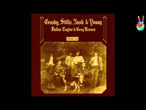 Crosby, Stills, Nash & Young - 03 - Almost Cut My Hair (by EarpJohn)