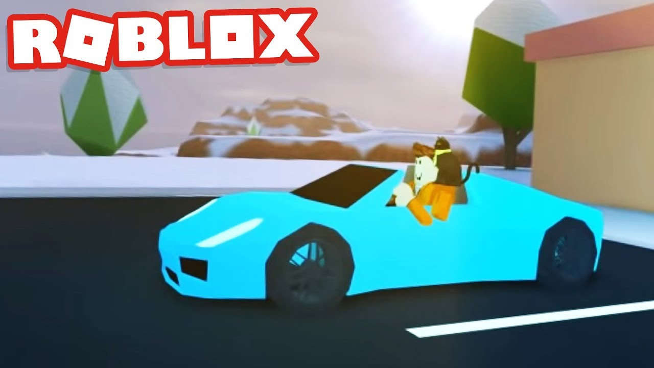 NEW SECRET JAILBREAK VEHICLE! | Roblox Jailbreak