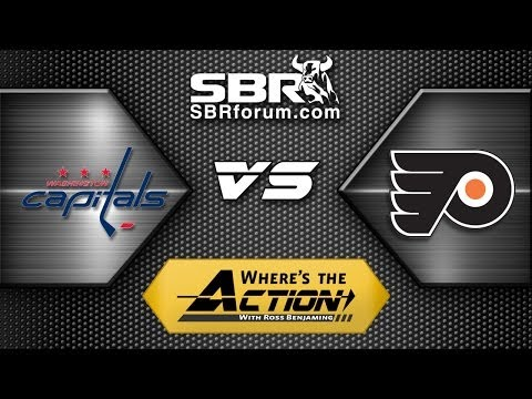 NHL Picks: Washington Capitals vs. Philadelphia Flyers