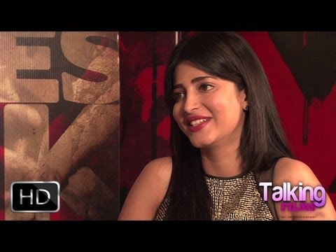 I Really Love My Item Songs - Shruti Haasan