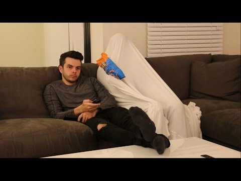 GHOST AT MY NEW APARTMENT! (PARODY)