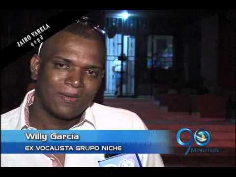 Agosto 9 de 2012. Reacciones del ex vocalista de Niche Willy García