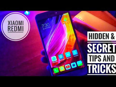 Hidden or secret Tips and Tricks for all Xiaomi devices