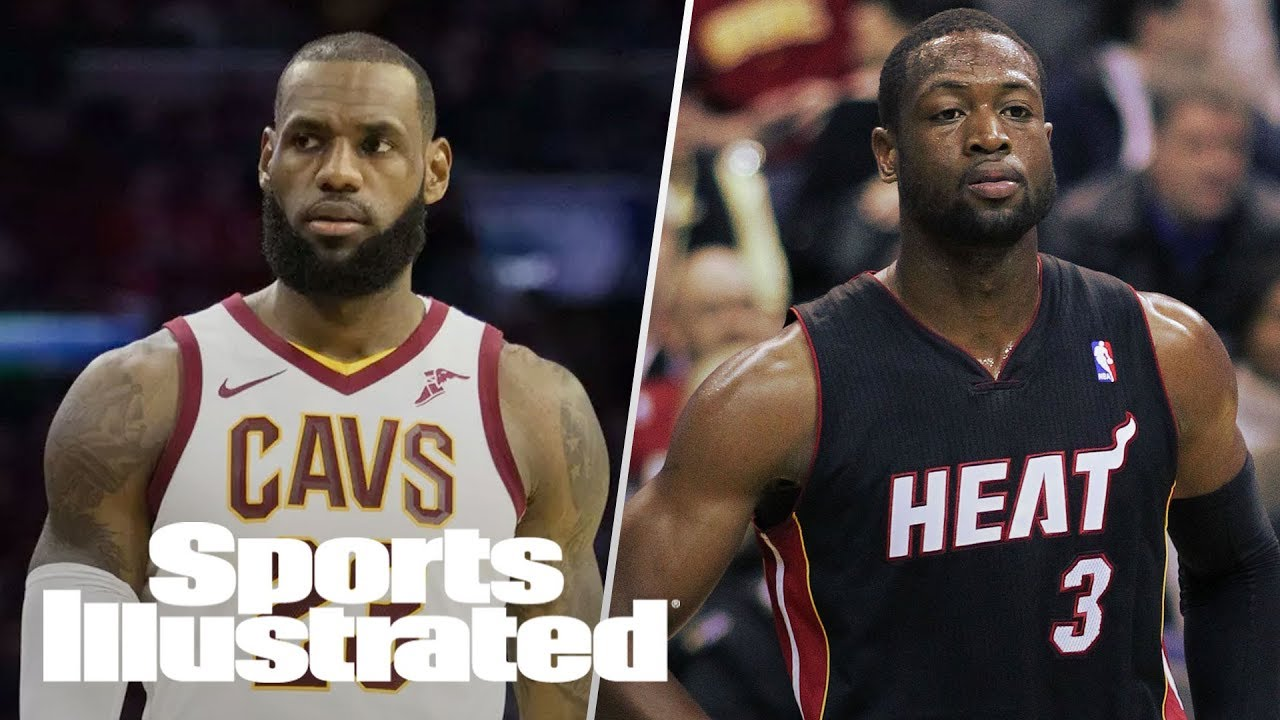 LeBron James Talks NCAA Experience, Dwyane Wade Honors Parkland Victim | SI NOW | Sports Illustrated