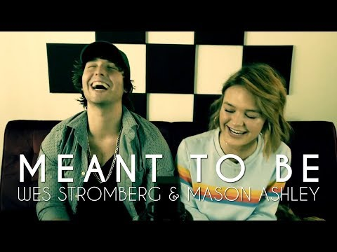Cover Lagu Bebe Rexha (feat. Florida Georgia Line) - Meant to Be (cover by Wes Stromberg & Mason Ashley)