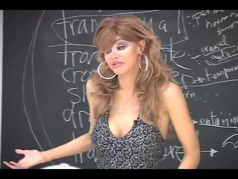 The eroticization of M2F transsexuals by straight men (semiotics course)