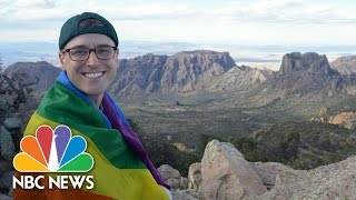 Outdoor Enthusiast Defies LGBTQ Stereotypes One National Park At Time | NBC News