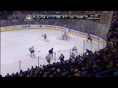 HD - LA Kings - St. Louis Blues 05.08.13 Game 5