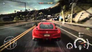 E3 2013: Need for Speed Rivals Walkthrough Gameplay 【Stage Demo HD】 E3M13