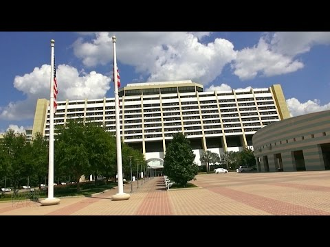 Disney's Contemporary Resort and Bay Lake Tower 2015 Tour and Overview Walt Disney World