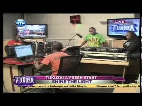 Lil Maisha at tukuza interview