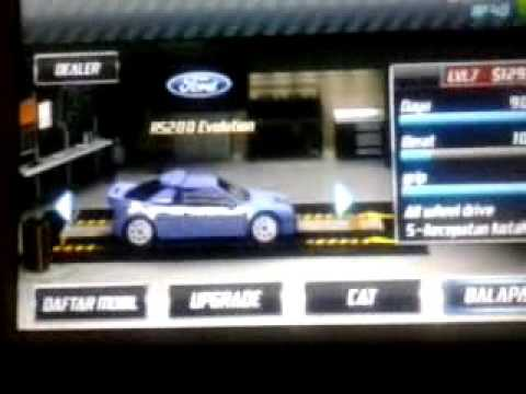 ford rs200 evolution tune drag racing level 7 1/4 mile