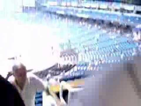 Tropicana Field 2008 - St. Petersburg, Florida Video