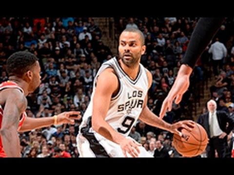 Tony Parker Nets Season-High 32 Points to Lead Spurs