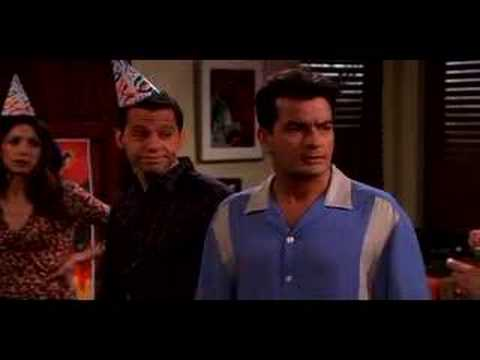 Two And A Half Men - Vitamins (viagra)