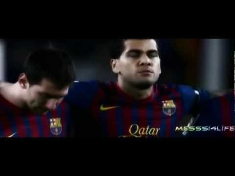 Dani Alves - The Perfect Right Back - 2012 HD