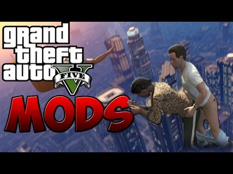(sex In The Street) Gta 5 Mods Online video