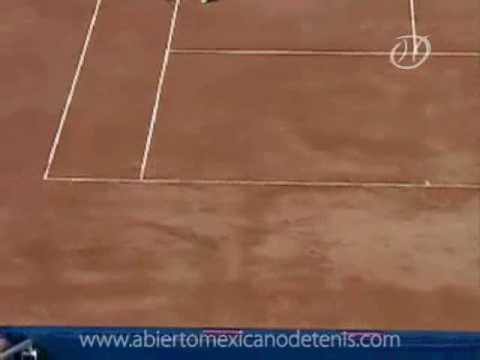 Melissa Torres VS Alizée Cornet - Abierto Mexicano de Tenis de Acapulco