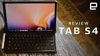 Samsung Galaxy Tab S4 Review: More Nightmare than Dream