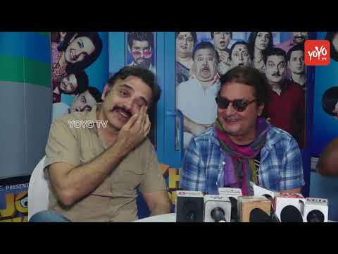 "Interview Of Vinay Pathak Manoj Pahwa and Harsh Chhaya For Film ""Khajoor Pe Atke""  