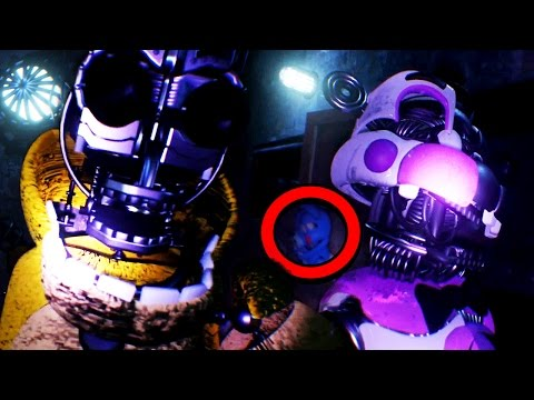PLAY AS THE KILLER WILLIAM AFTON || FNAF Lost and Found (FREE ROAM Five Nights at Freddys)