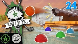BIPPIN' AINT EASY - Golf It! (#24) - Fore Honor