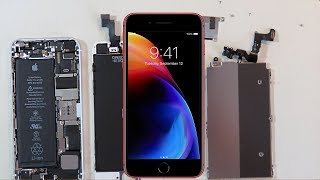 Ios 11 3 1 Released 3rd Party Display Issue Fixed On Iphone 8