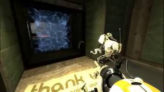 Paul's Gaming - Portal 2 Co-op (feat. Reptiloid) part20