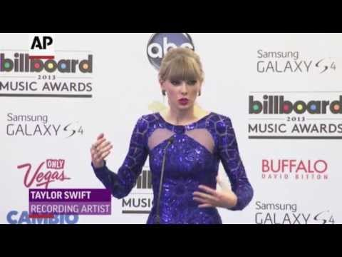Taylor's Swift Reaction to Bieber Billboard Win