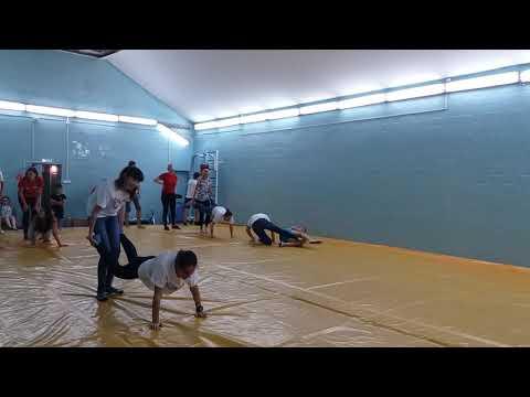 Спортивные игры на Школе лидера 2017