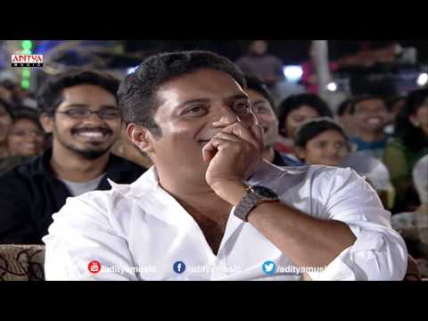 Getup Srinu Funny Imitating Prakash Raj At Andhra Pori Audio Launch || Aakash Puri, Ulka Gupta