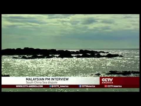 Malaysia PM Najib Razak on South China Sea Dispute