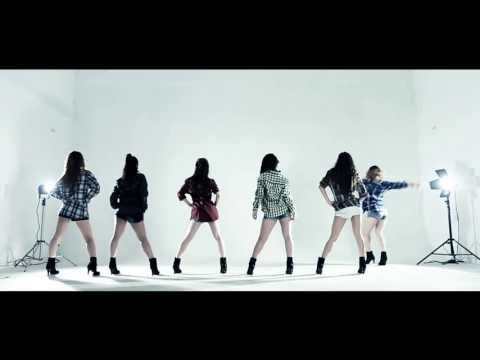 Afterschool - 8 Hot Girls & First Love Choreography video