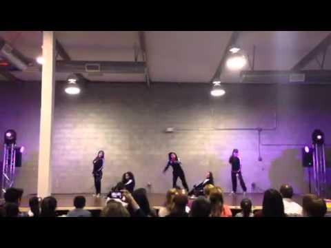 Arleta High School Dance Team Arleta Dance Team I'm Turnt