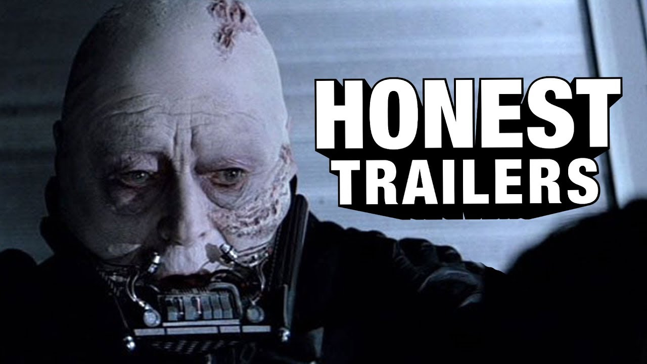 Head Back To Return Of The Jedi With Honest Trailers