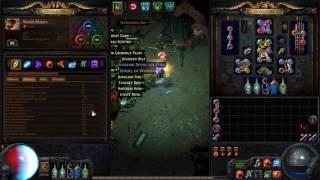 Path of Exile 2.6 Legacy Kinetic Blast Miner