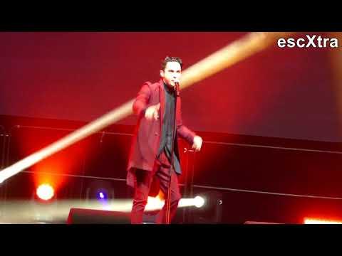 PERFORMANCE: Mélovin - Under The Ladder @ Eurovision in Concert 2018 // ESCXTRA.com