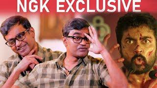 EXCLUSIVE: Selvaraghavan's Shocking Reply to NGK Questions | Surya | NGK Trailer