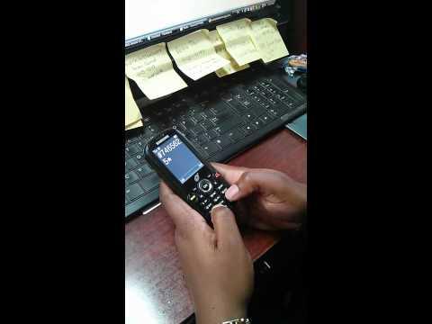 Samsung SGH-T404G Video clips