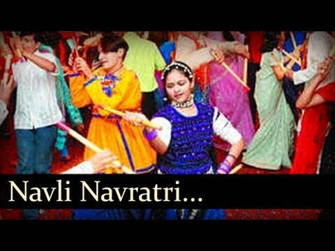 46 Non Stop Raas Garba - Navli Navratri - Gujarati Garba Song video