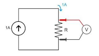 4 wire kelvin resistance measurement tutorial