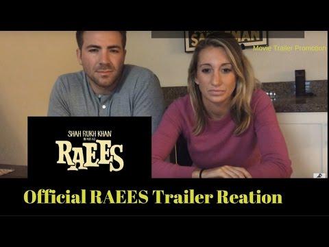 Raees Official Teaser Reaction   Shah Rukh Khan I Nawazuddin Siddiqui I Mahira Khan thumbnail