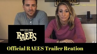 Raees Official Teaser Reaction | Shah Rukh Khan I Nawazuddin Siddiqui I Mahira Khan