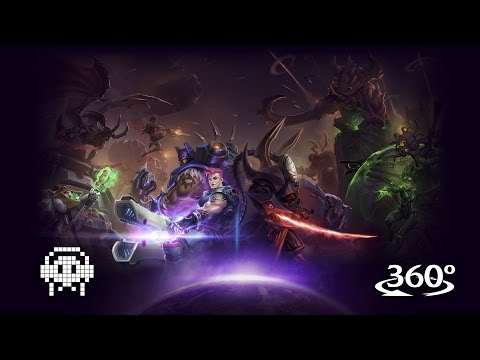 Video Games Live | 360° Video | Heroes Of The Storm -
