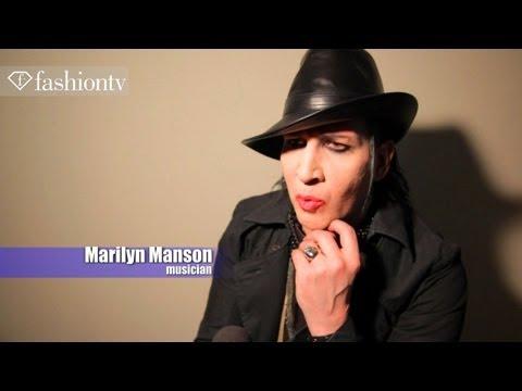 Marilyn Manson + Olivia Palermo  Asia Girls Explosion - Tokyo, 2011 | Fashiontv - Ftv video