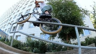 PRIMO BMX - ALEX KENNEDY 2013 VIDEO