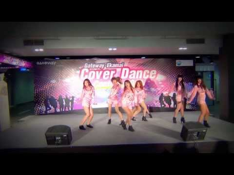 130616 AngelPluz cover AOA – ELVIS @Gateway Ekamai Cover Dance Contest 2013 (Audition)