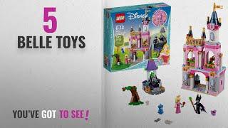Top 10 Belle Toys [2018]: LEGO Disney Princess Sleeping Beauty's Fairytale Castle 41152 Building Kit