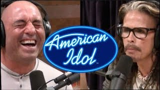 Joe Rogan - Steven Tyler Did American Idol So He Could Buy a House